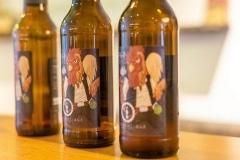 So schnell kann es gehen: das erste eigene Bier. Hahn Solo.