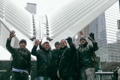 Ausflug nach New York