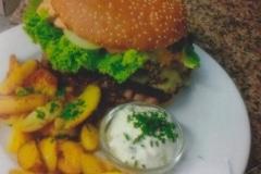 Die ersten Burger