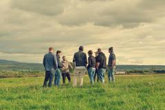 Ausflug zum Lieferanten in Irland